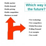 Which way is the future? - Planning in the age of uncertainty